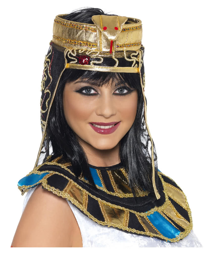 Cleopatra Kopfschmuck Fur Dein Pharaonin Kostum Karneval Universe
