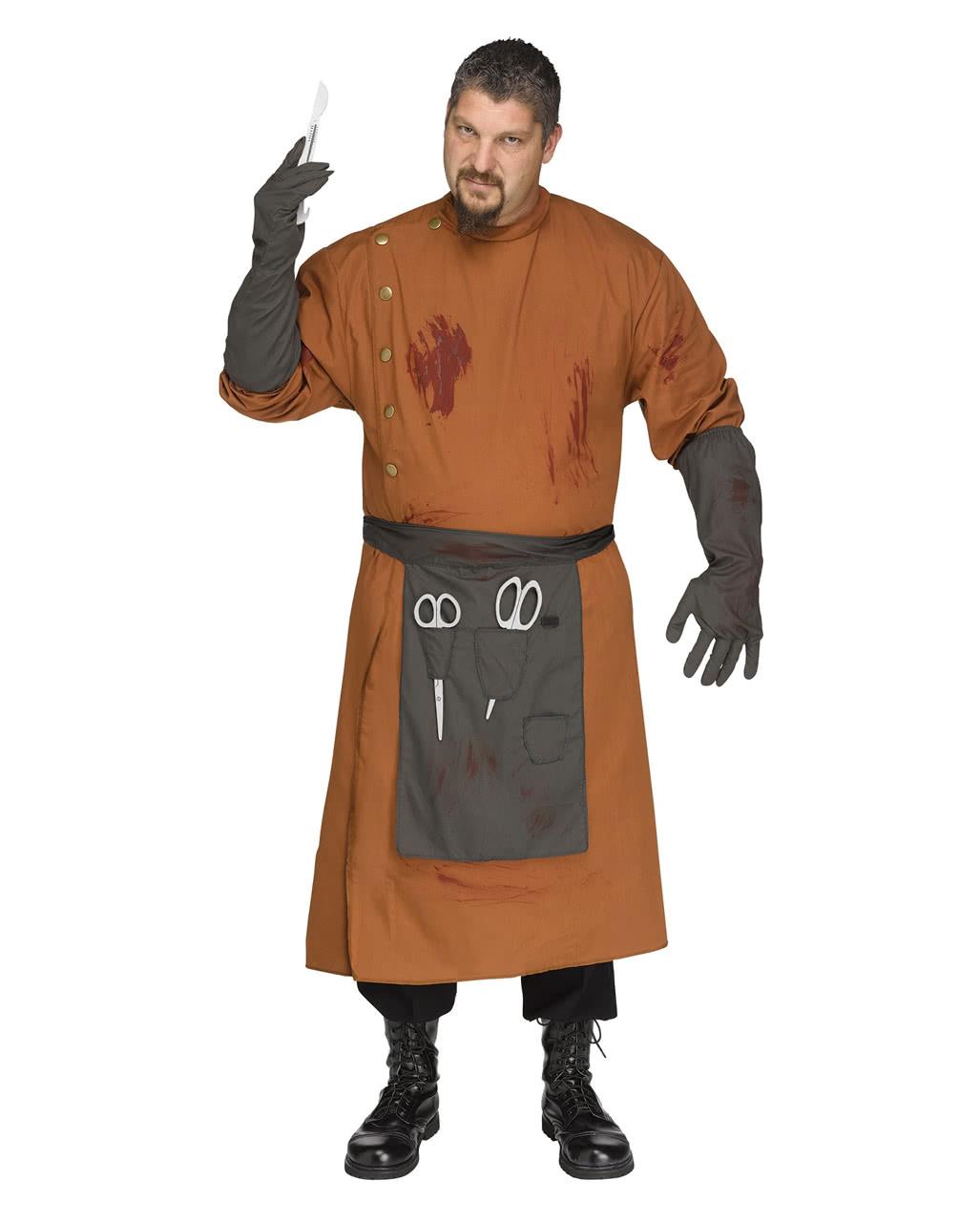 Kostum Psycho Arzt Faschings Verkleidung Karneval Universe