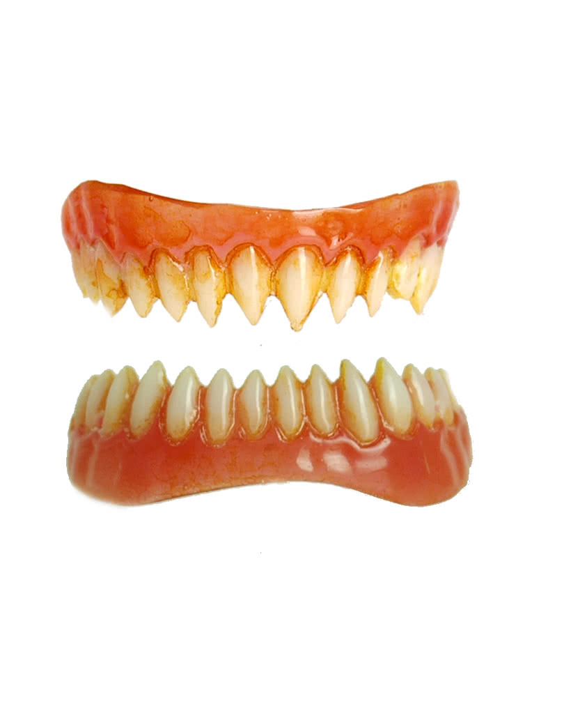 Dental veneers FX gremlin teeth