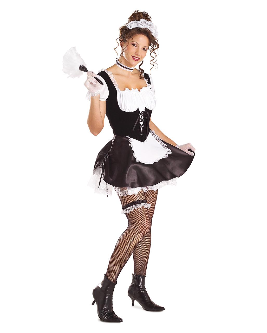 Hausmadchen Outfit Lass Mit Dem Magd Kleid Deine Phantasie Spielen