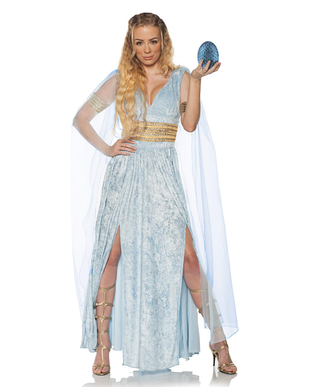 Drachenkönigin Frauenkostüm Fantasy Kostüm Karneval Universe