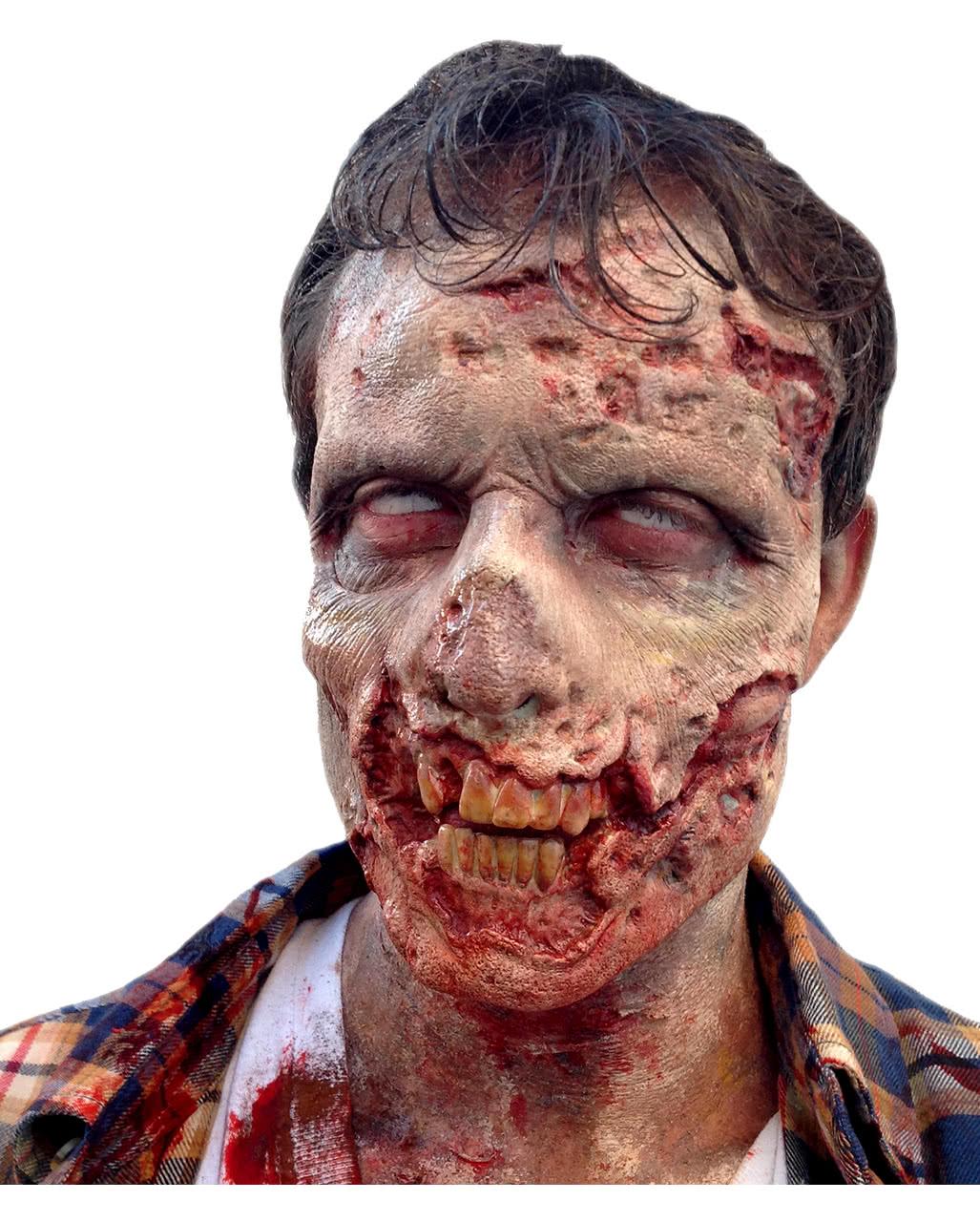 Foam Latex Application Zombie For Halloween Karneval Universe