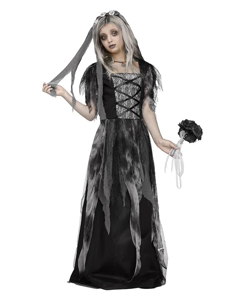 Halloween PLUS SIZE Brautkleid Kostüm mit Schleier | Schicke ...