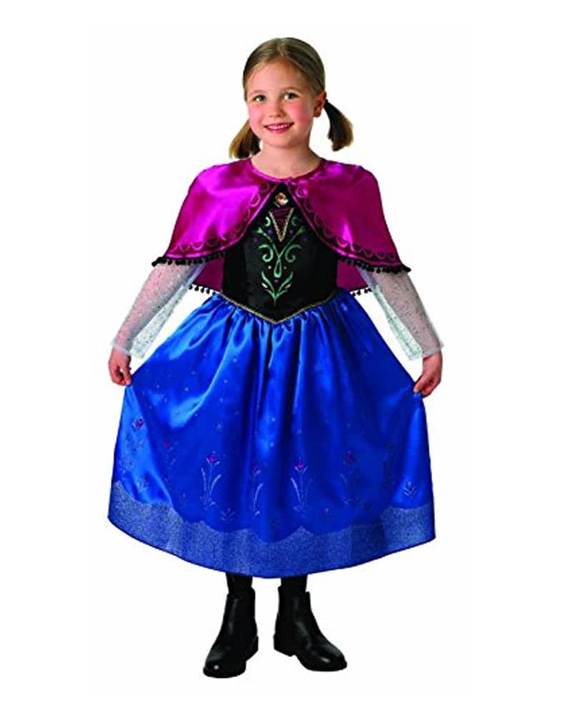 Frozen Prinzessin Anna Kostum Offizielles Kleid Aus Dem Film