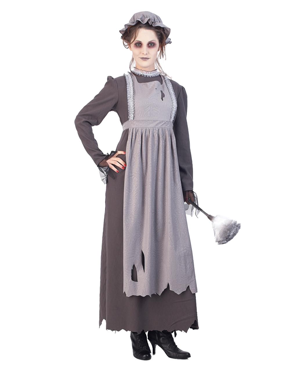 Untote Hausdame Kostum Zimmermadchen Kostum Karneval Universe