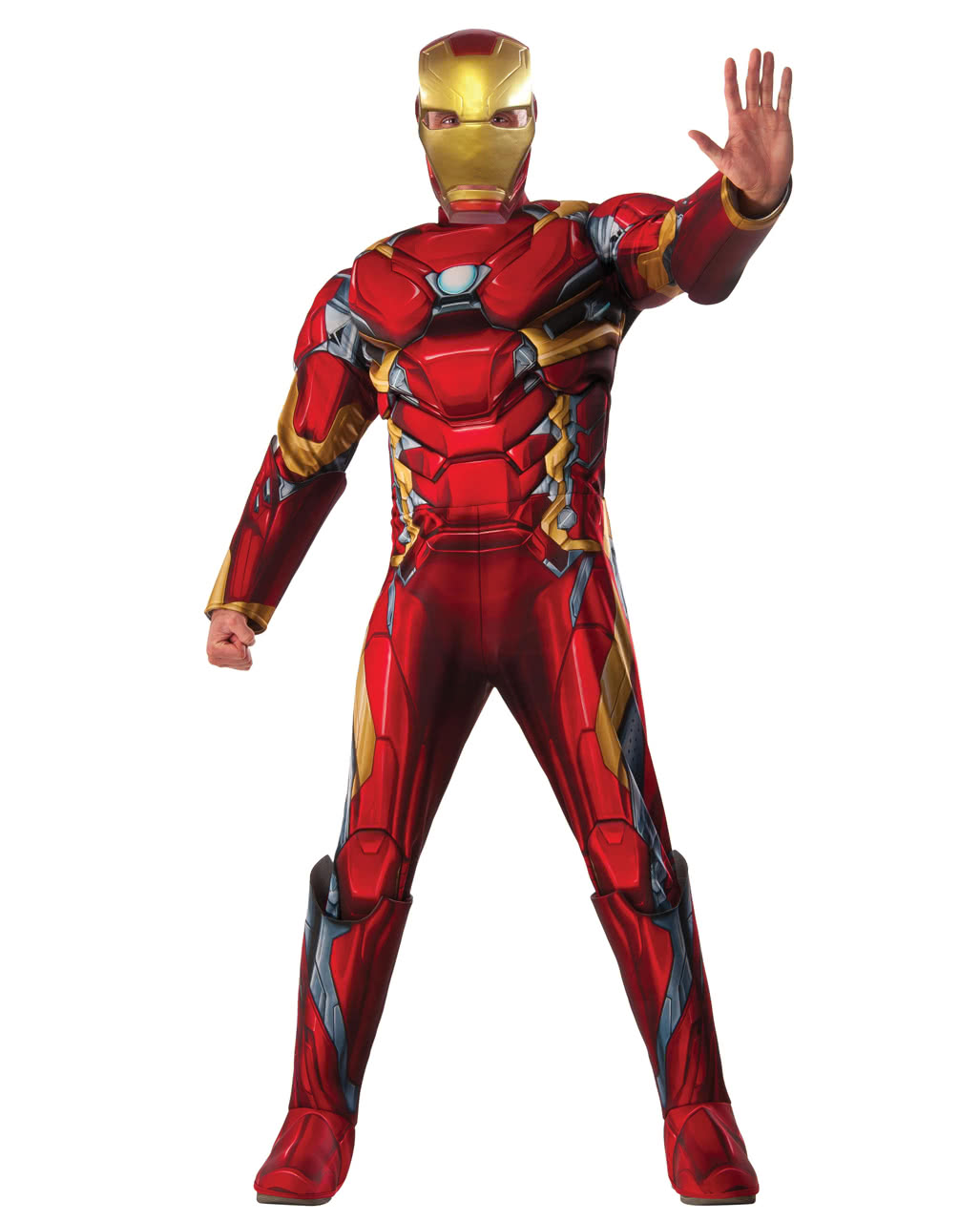 iron man kostum 3d print