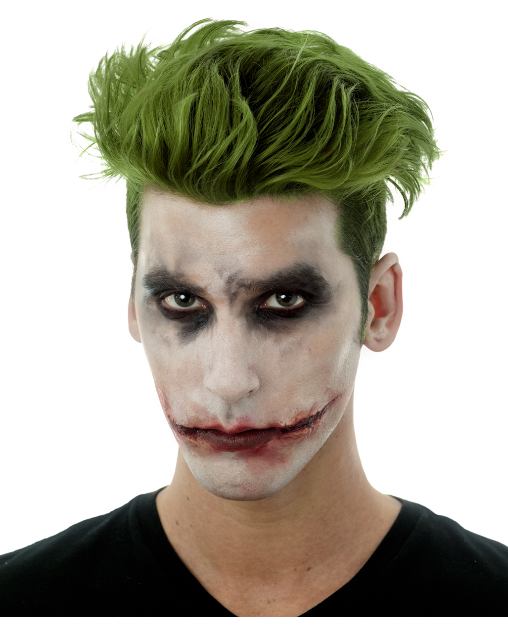 Joker Narben Aus Latex Joker Make Up Schminken Karneval Universe