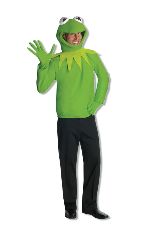 Kermit Costume Muppet Showrunner Is the Most Famous Frog in the