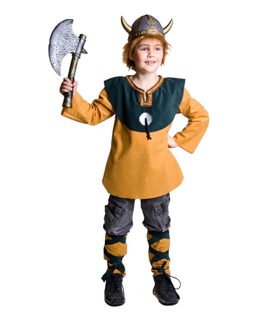 Kleiner Wikinger Kinder Kostum Grosse Auswahl An Karnevalskostumen
