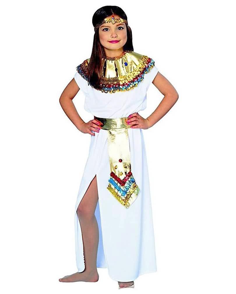 Kleopatra Kinderkostum Kleopatra Kostum Fur Madchen Karneval