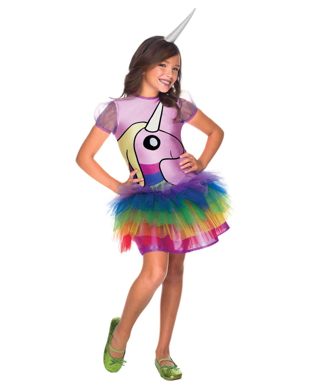 Einhorn Regenbogen Kinder Kostum Kaufen Karneval Universe