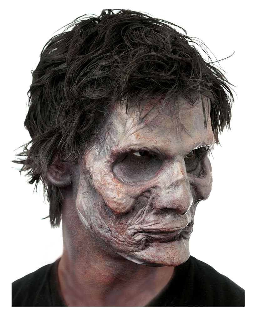 Lebender Toter Schaumlatex Maske Zombie Selber Schminken