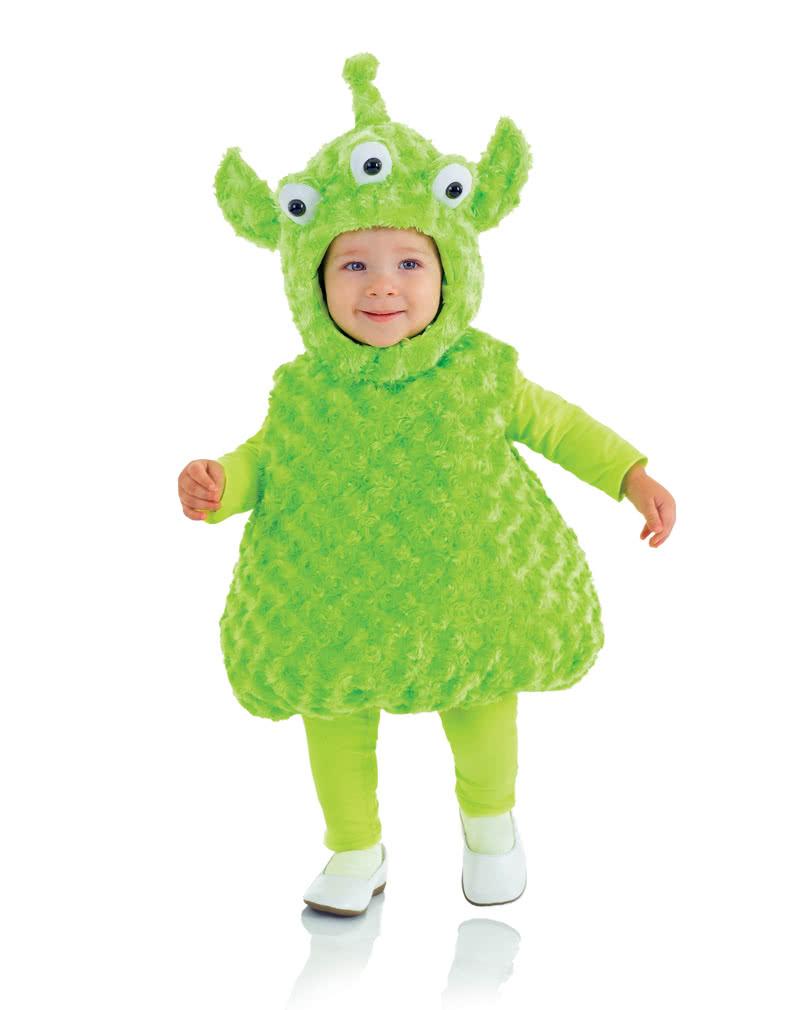 Kleines Alien Pluschkostum Babykostum Fur Fasching Karneval Universe