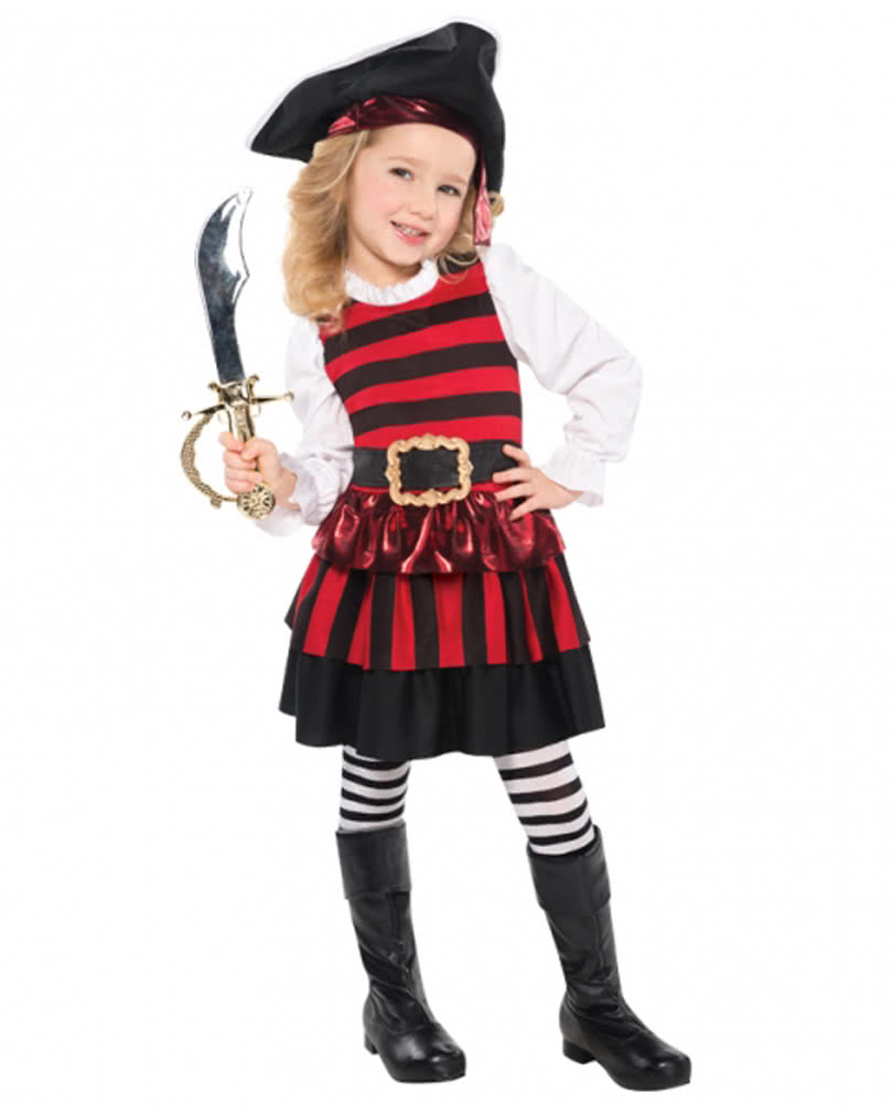 Piratin Tinker Costume Pirate Costume For Girls Karneval Universe