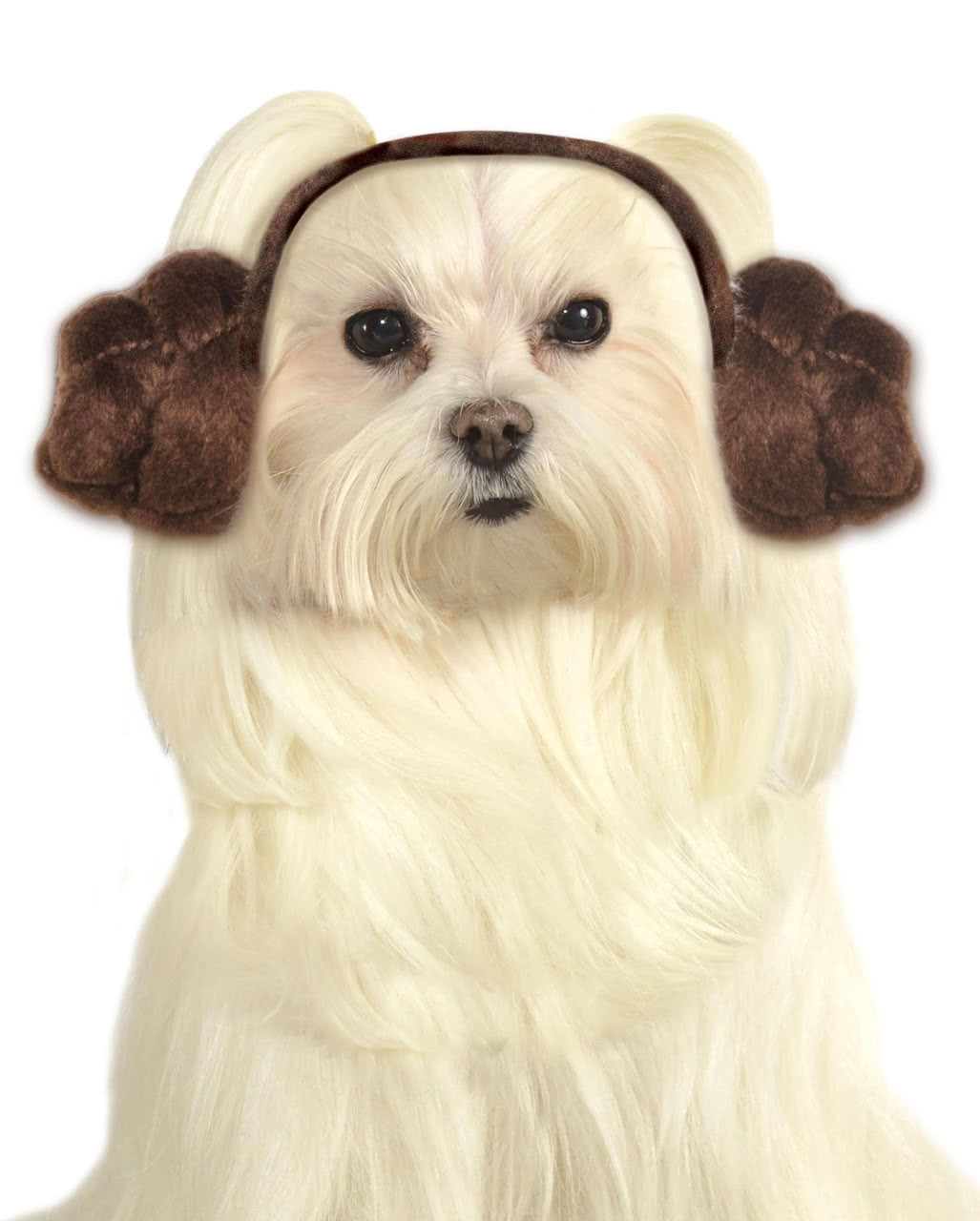 Hunde Haarreif Prinzessin Leia Fur Star Wars Fans Karneval Universe