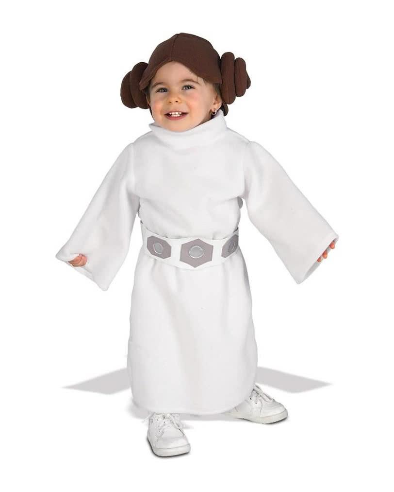 Prinzessin Leia Babykostum Fur Kleine Krieg Der Sterne Fans
