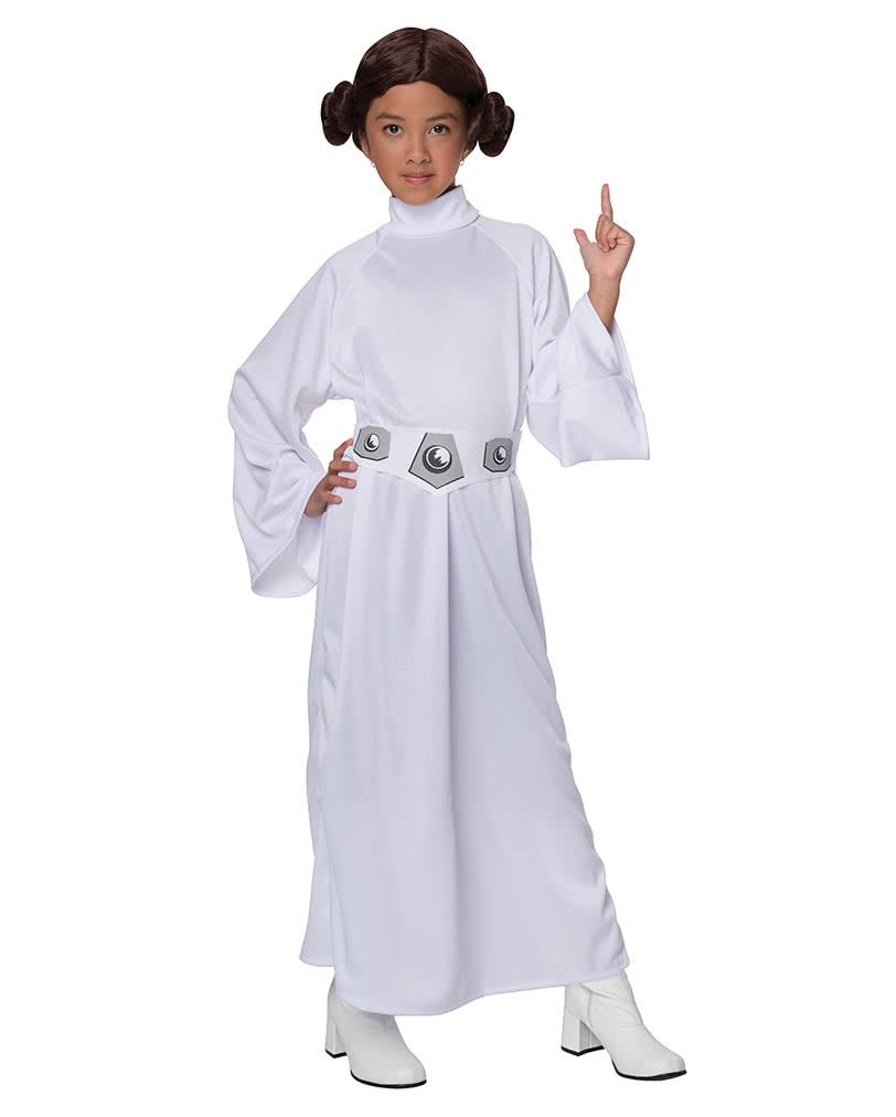 Prinzessin Leia Kostum Fur Kinder Star Wars Kostum Fur Machen