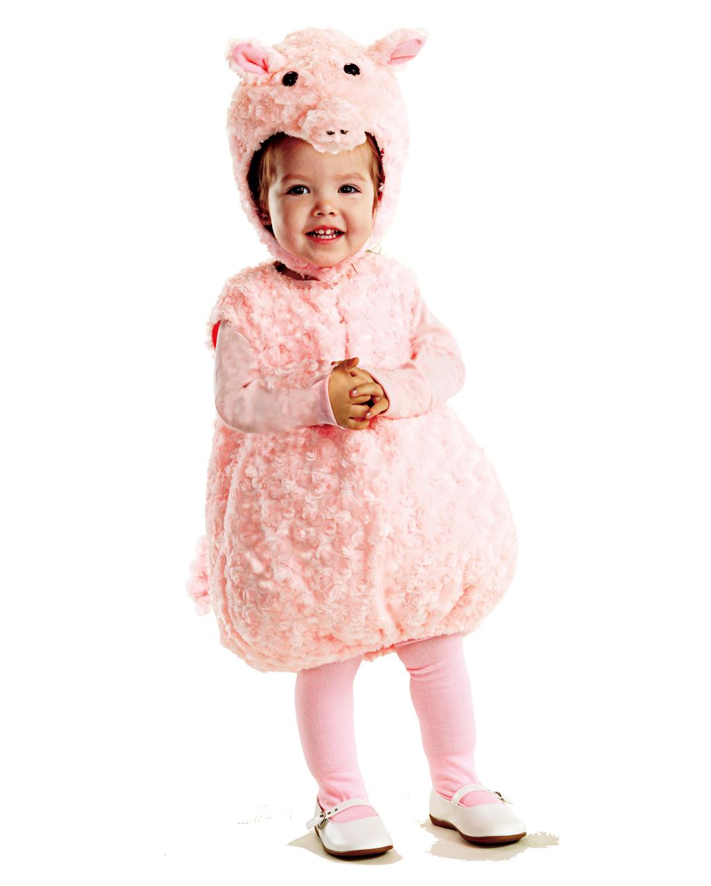 Rosa Schweinchen Babykostum Fur Fasching Karneval Universe