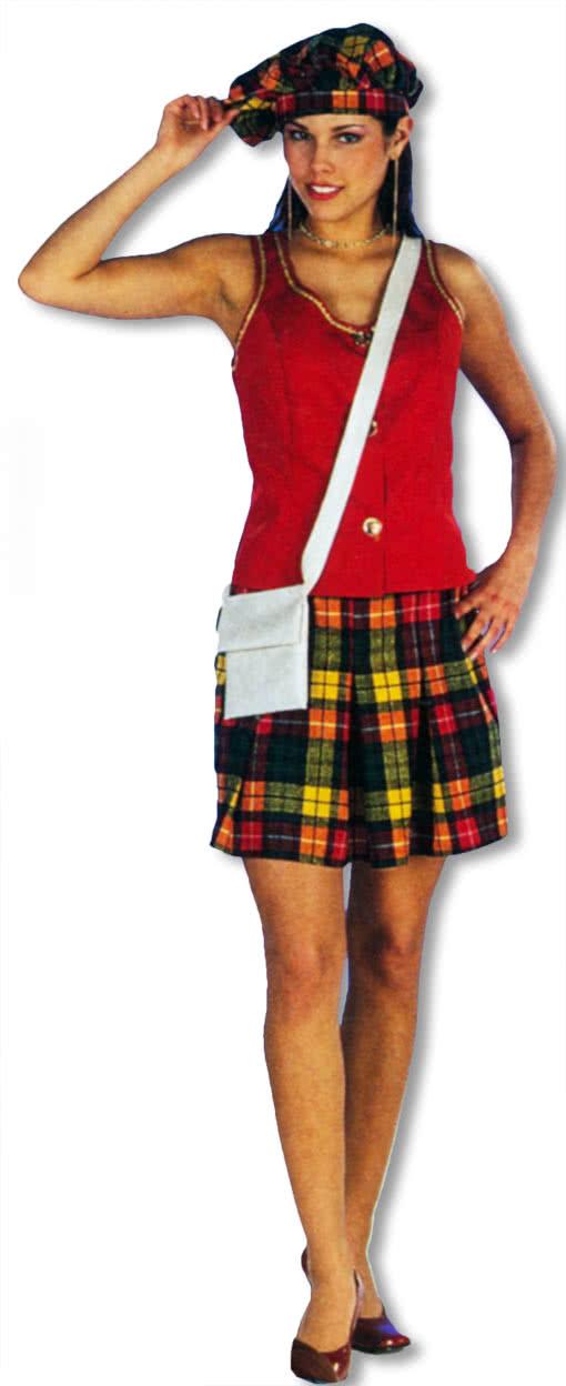 sexy scotswoman costume carnival costume scottish costume halloween costume karneval universe