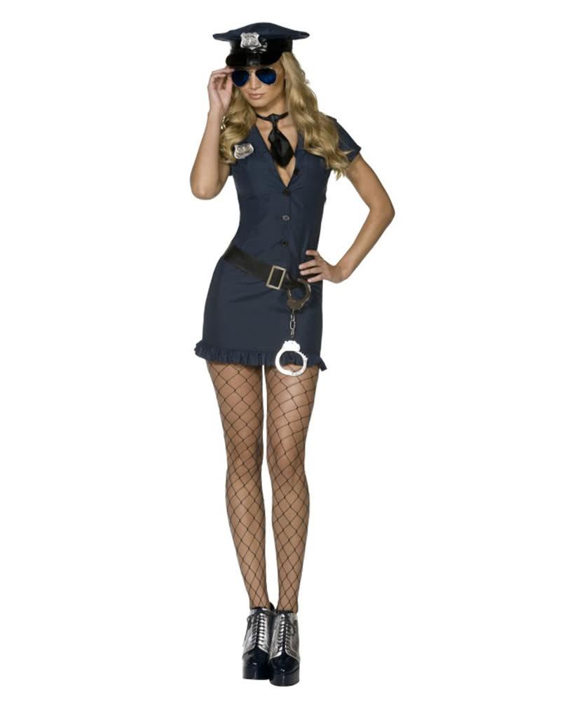 Polizeikostum Fur Damen Sexy Faschingsverkleidung Karneval Universe
