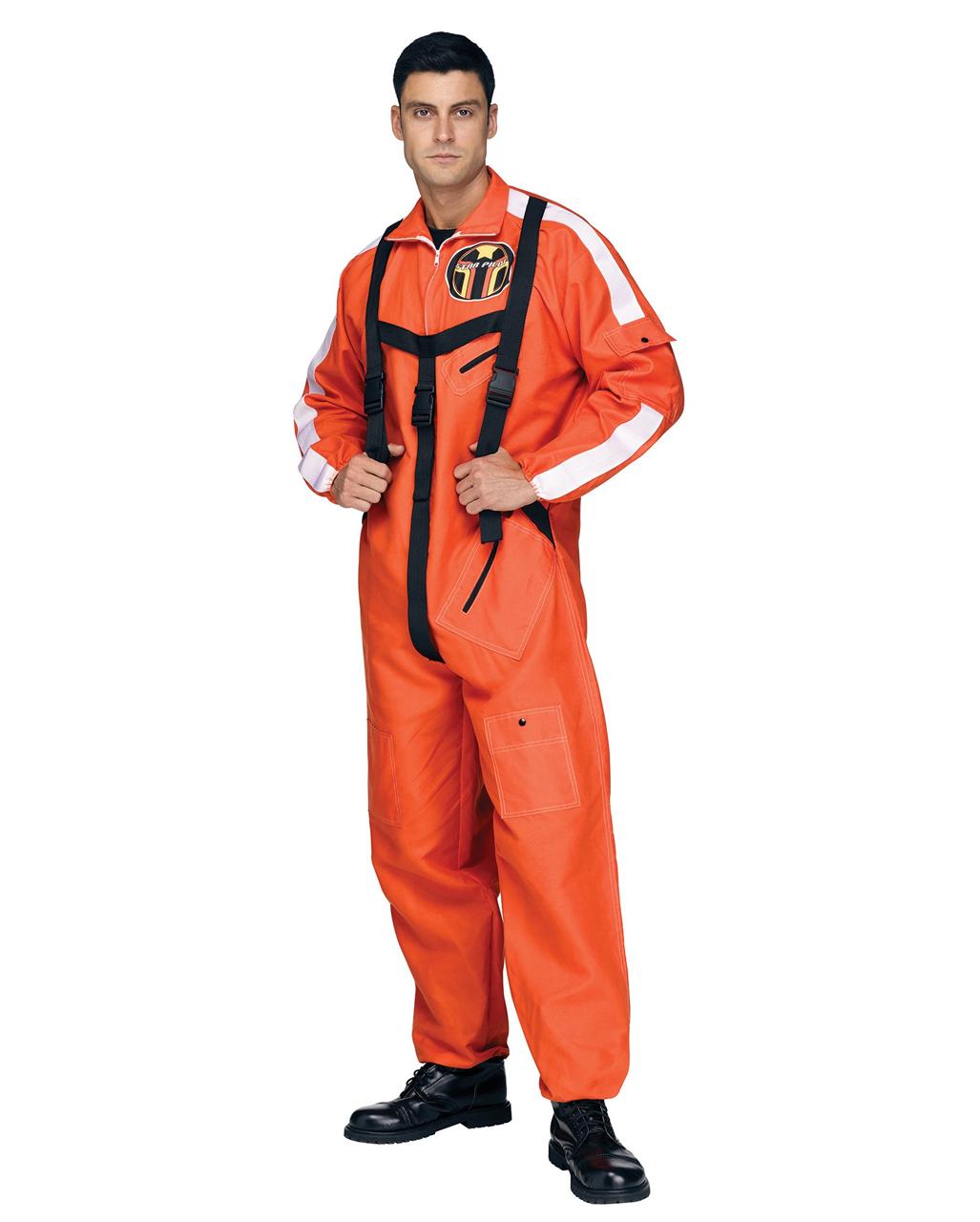 Sternen Krieger Pilot Kostum Fur Manner Karneval Universe