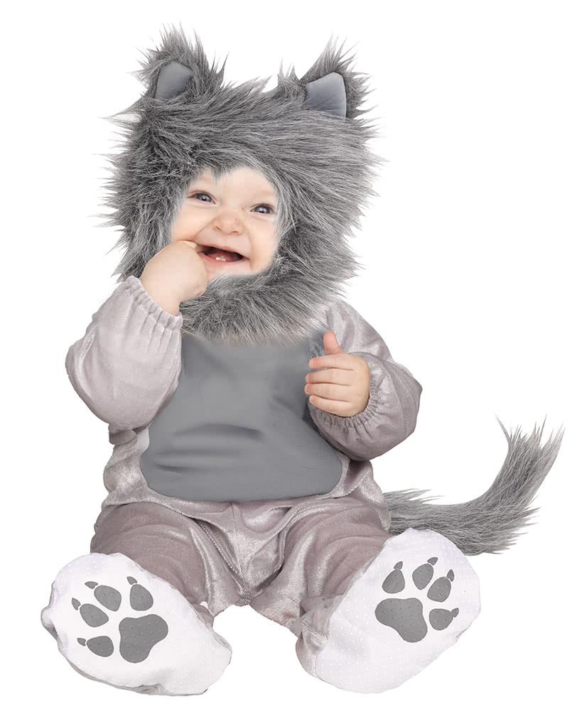 Susser Wolf Kleinkinderkostum Karneval Baby Kostum Karneval Universe