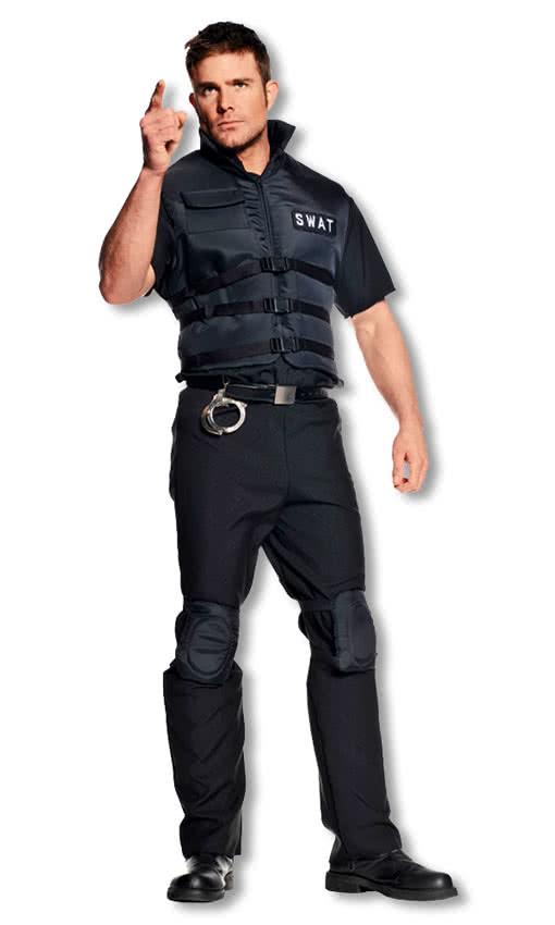 Kostum Fur Kinder Polizei Weste Karneval Kostum