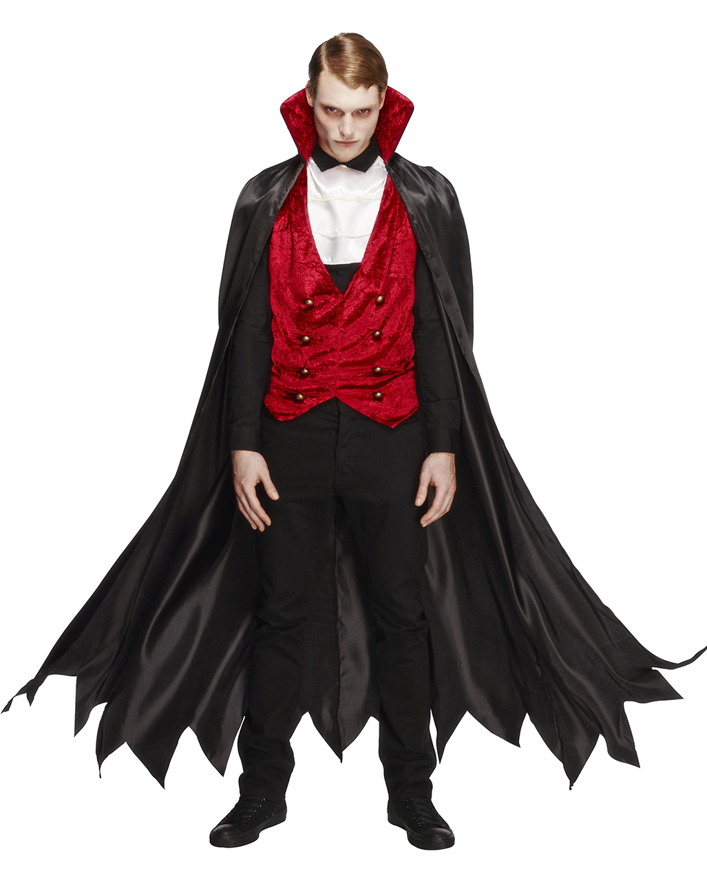 Vampir Kostum Fur Manner Stilvolles Dracula Kostum Karneval Universe