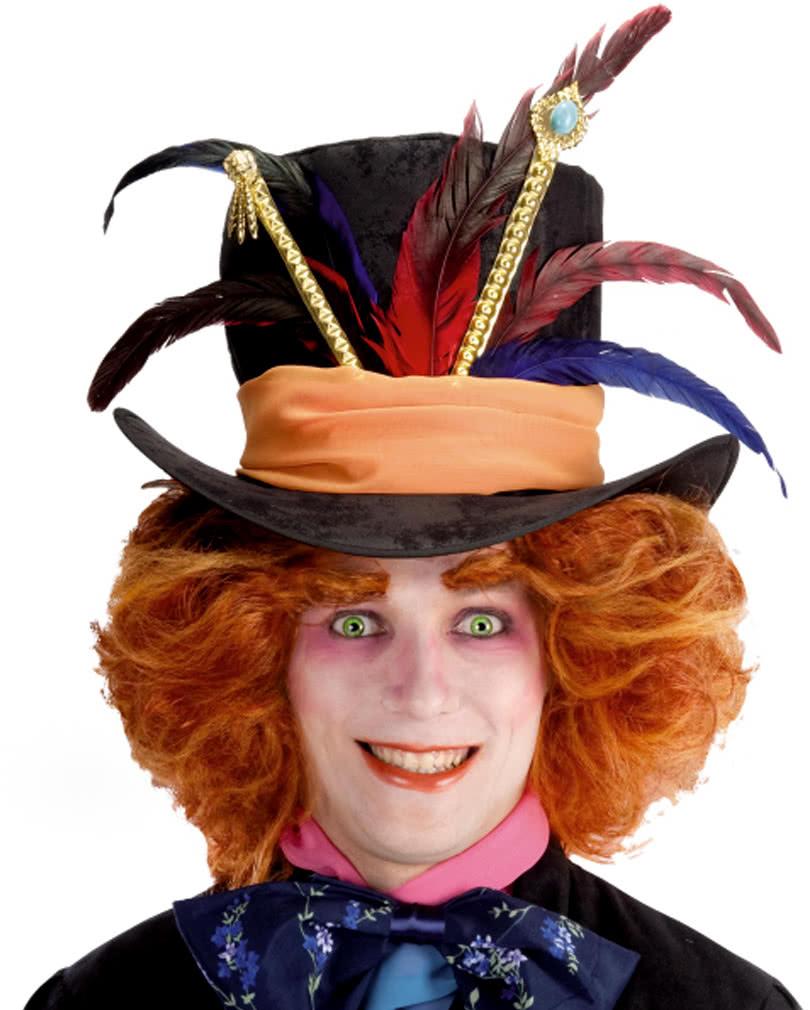 Crazy Hutmacher Hut Verruckter Hutmacher Kostum Zubehor Karneval
