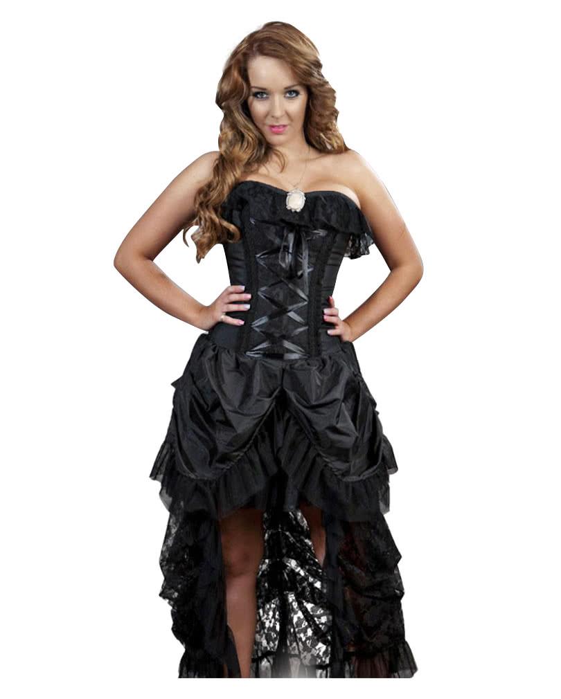 Burleska kleid schwarz rot – Stilvolle Kleiderneuheiten