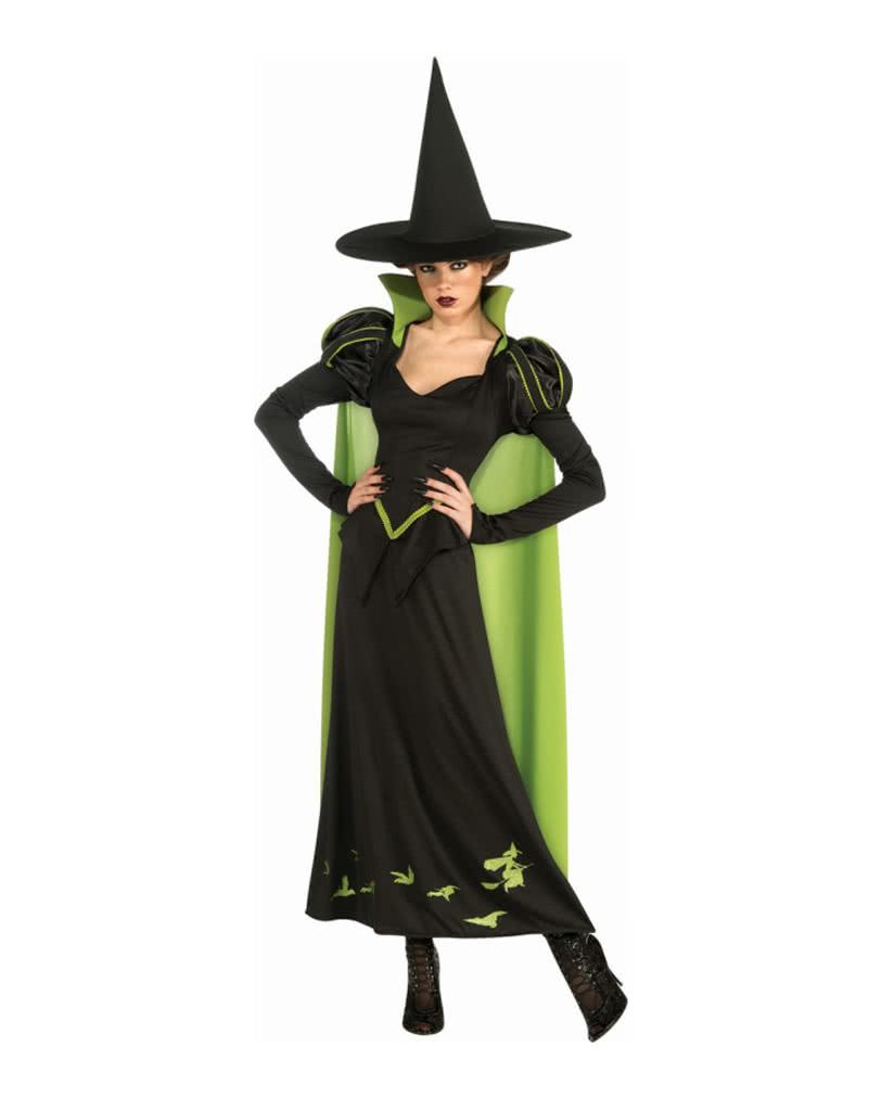 Bose Hexe Des Westens Kostum Zauberer Von Oz Hexenverkleidung