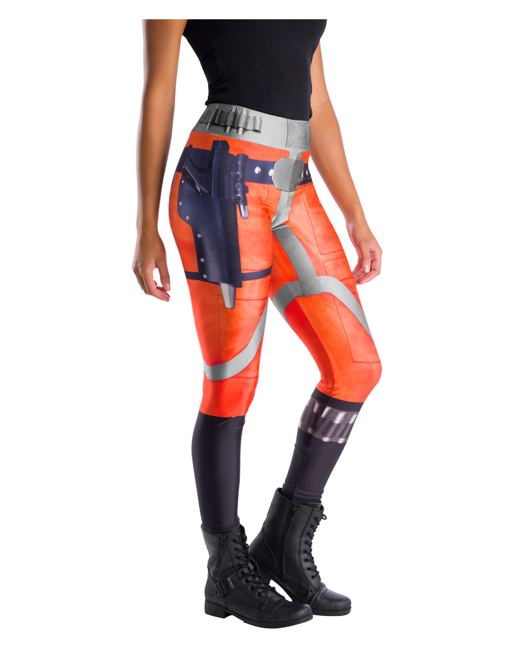 558a16389301a X-Wing Fighter Pilot Leggings as Star Wars costume | - Karneval Universe