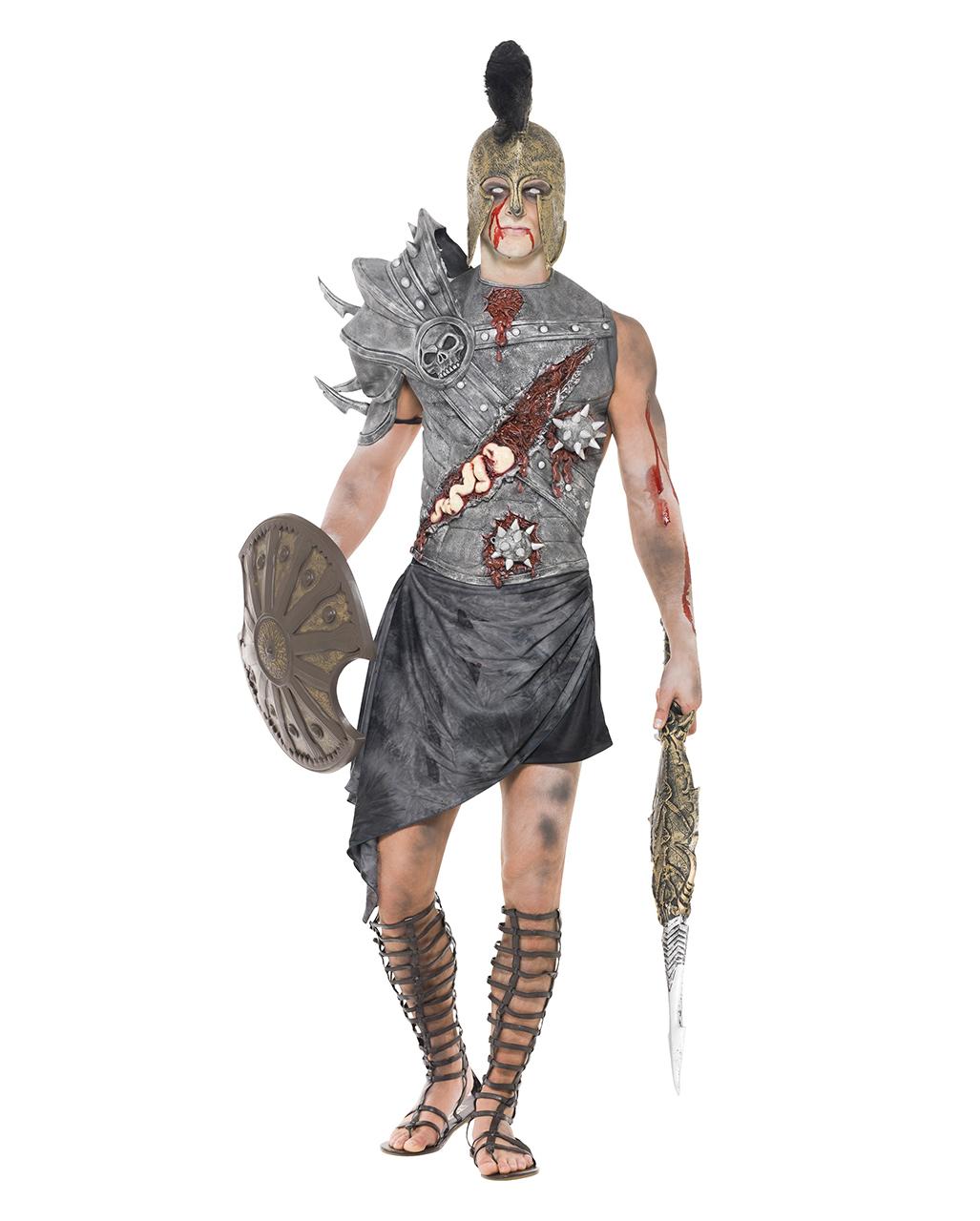 Zombie Gladiator Premium Costume Zombie Costume Karneval Universe