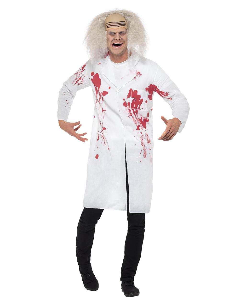 Blutiger Arzt Kittel Splatter Doktor Look Karneval Universe