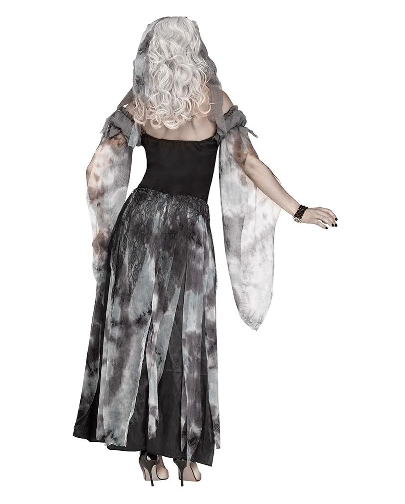 Halloween Brautkleid Kostüm mit Schleier   Schicke Halloween Kleider ...