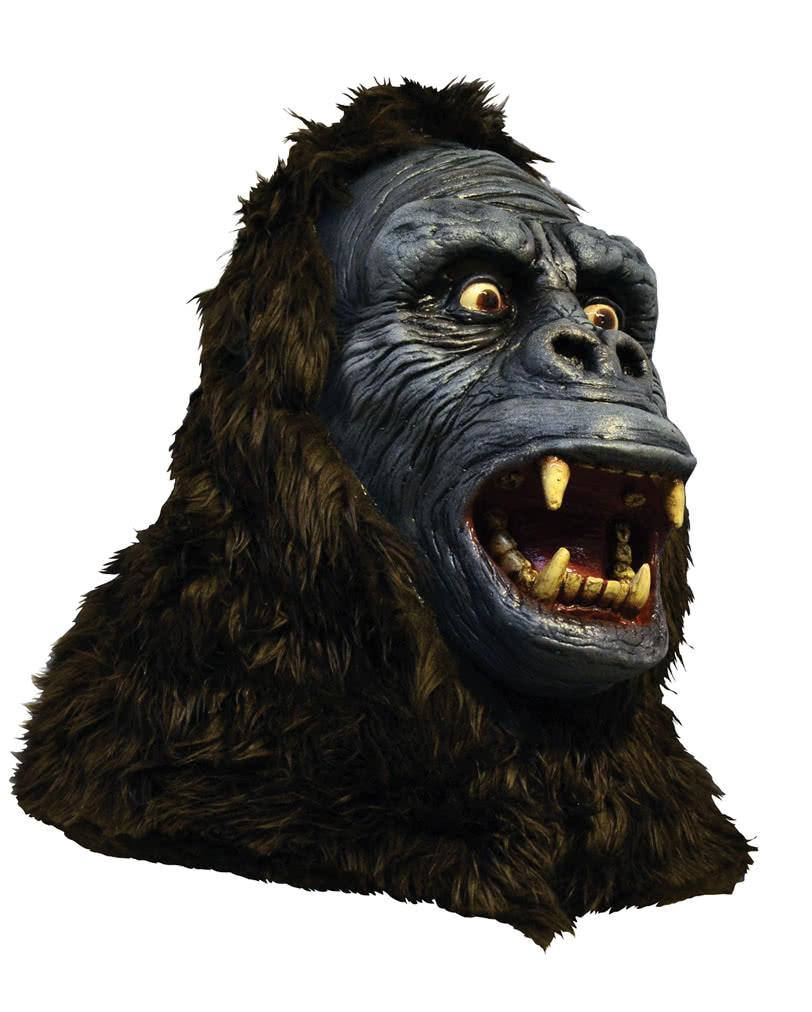 King Kong Maske Faschingsmaske | Karneval Universe