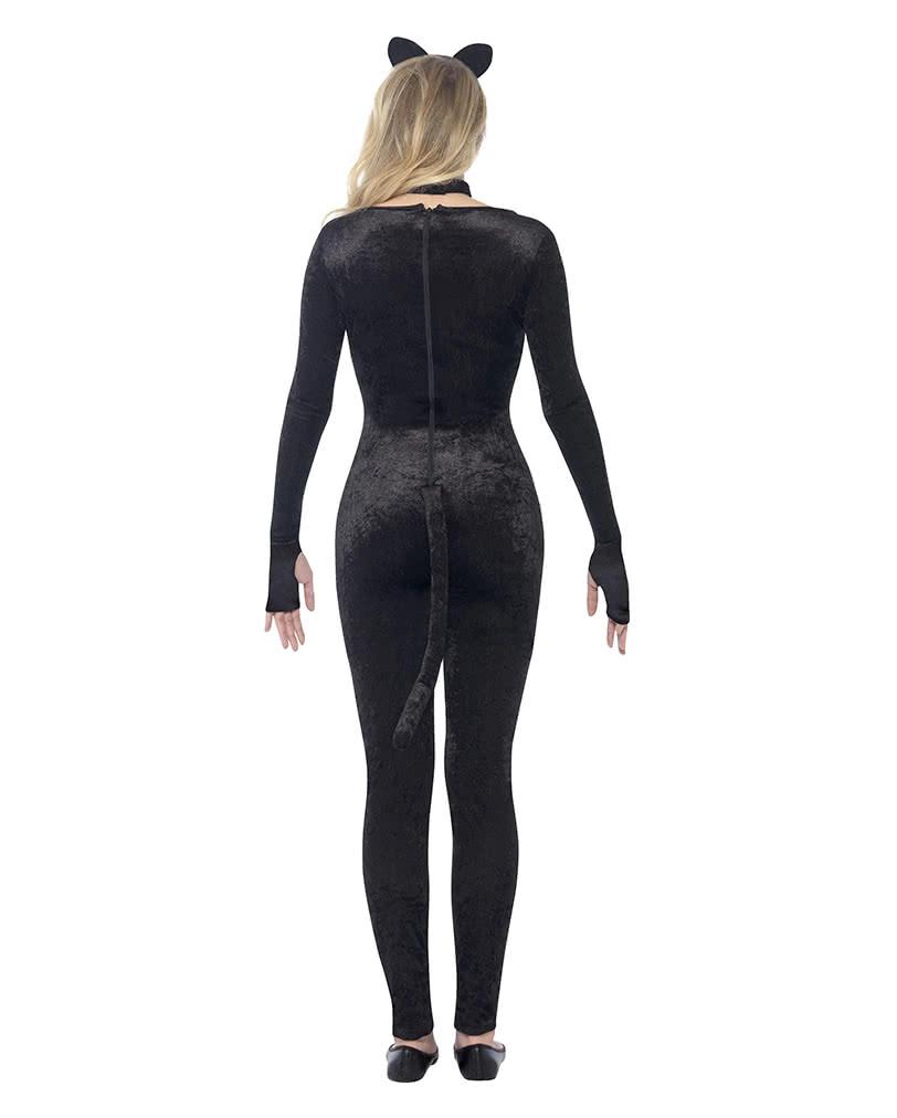 Sexy schwarzer und weißer Overall