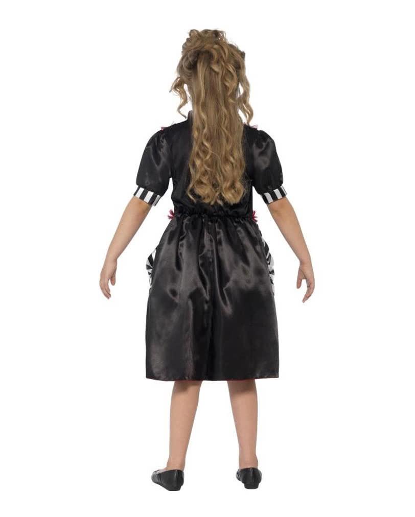 Tag der Toten Kleid für Mädchen | Sugar Skull Kinderkostüm ...