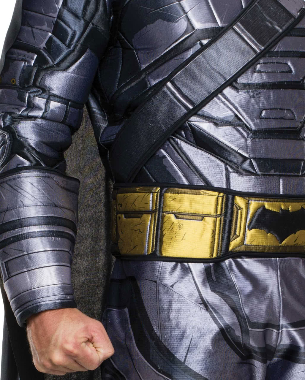 Batman Costume Armored With Mask From Dawn Of Justice Karneval Avengers