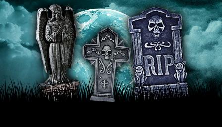 Halloween Grabsteine