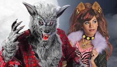 Werwolf Kostüme