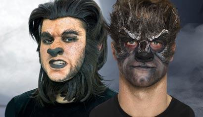 Werwolf Make-Up