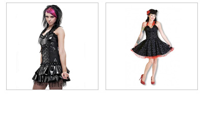 Gothic & Rockabilly Dresses
