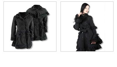 Gothic Jackets & Coats