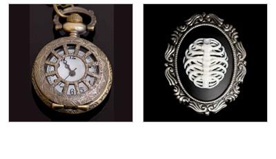 Gothic & Rockabilly Jewellery
