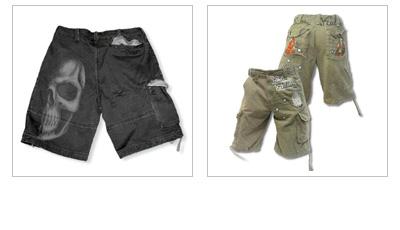 Gothic Pants & Shorts