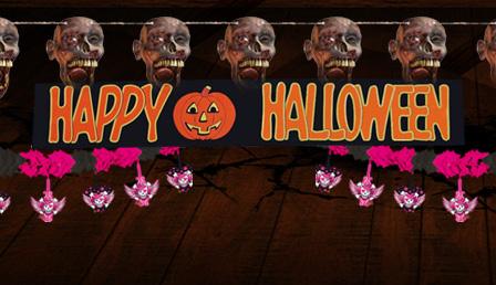 Halloween Garlands
