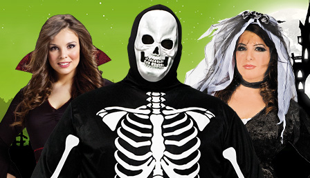 Halloween Costumes Plus Size