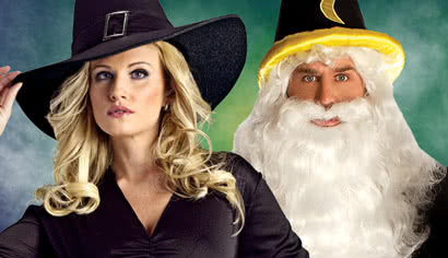 Witches & Wizards