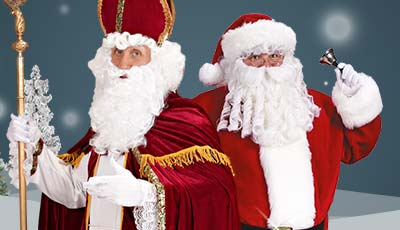 Nikolaus & Santa Claus